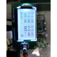 100A Digital LCD Double Pulse Encoder Spot Welder Machine Time Control Board