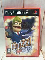 Buzz The Big Quiz (Sony PlayStation 2, 2006)