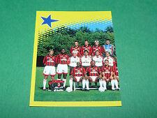 N°440 EQUIPE PART 1 MILAN AC PANINI FOOT 98 FOOTBALL 1997-1998