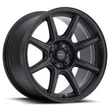 Drifz 308B Spec-R 18x8 5x112/5x114.3 +42mm Carbon Black Wheel Rim
