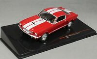 IXO Ford Mustang Shelby GT350 in Red & White 1965 CLC335N 1/43 NEW 2020 release