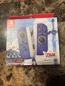 Nintendo Switch Joy-Cons (L/R) - The Legend of Zelda: Skyward Sword HD Edition