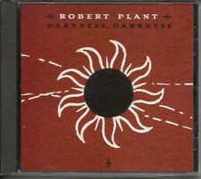 Led Zeppelin ROBERT PLANT Darkness 2RARE EDITS PROMO CD