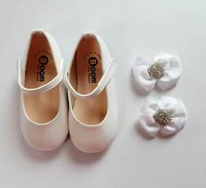 Children make new shoes flat shoes wedding shoes flowers direct deco Kids Shoes