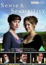 Sense & Sensibility : Complete BBC Series DVD 2008  New