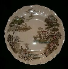 J&G Meakin Pottery Dinner Plates