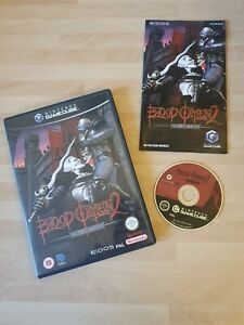 Blood Omen 2: The Legacy Of Kain Series (Nintendo Gamecube). PAL complete