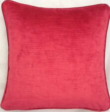 Laura Ashley Velvet Square Decorative Cushions