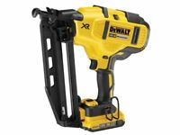 DEWALT - DCN660D2 XR Brushless Second Fix Nailer 18 Volt 2 x 2.0Ah Li-Ion