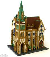 ALL SAINTS CORNER CHURCH # 55425  DEPT 56 Christmas in the City