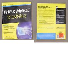 Php and MySql for Dummies by Janet Valade(Book)(Paperback)