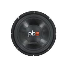"Powerbass PS-12 12"" 500 Watts Single 4-Ohm AutoSound Series Car Subwoofer"