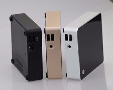 Mini PC HTPC KIT NUC Design Intel Core i7 7500U 2.7 Ghz 4GB DDR4 64GB SSD DHL