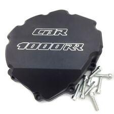 """Engine Stator Cover For Honda CBR 1000RR 2008-2014 Black Left """"CBR 1000RR"""" Logo"""