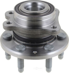 Wheel Bearing and Hub Assembly Front BCA Bearing WE61853