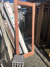 2040h X 820w Hinged Door External Single Glazed