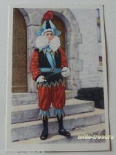 Image CHROMO COTE D'OR Collection FOLKLORE BELGE N°155 - FOSSE - Carnaval Chinel