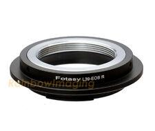 Fotasy Leica M39 39mm LTM Lens to Canon EOS R RP R5 R6 Mirrorless Camera Adapter