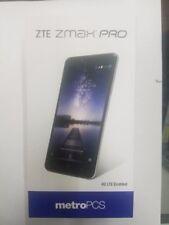 ZTE ZMAX Pro Z981 - 32GB - Black (MetroPCS) Smartphone Unlocked