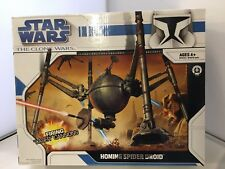 Star Wars The Clone Wars-Homing Spider Droid.