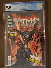 Batman #90 (CGC 9.8) - 1st print - 1st appearance of the Designer - 2020 DC