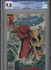 AMAZING SPIDERMAN #251 MT 9.8 CGC HIGHEST 1 OF 1 CANADIAN PRICE VARIANT WHITE PA