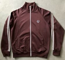 FRED PERRY TRACK TOP - Size M