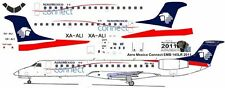 Aero Mexico Connect Embraer ERJ 145 decals for Welsh 1/144 kits