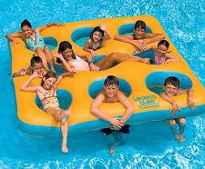 Swimline Labyrinth Island 90501 Inflatable Swimming Floating Pool Kids Toy