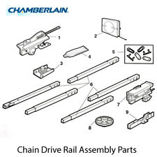 Chamberlain 41C2761-1 Chain And Cable - 10 Foot