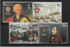 Malta 1998 Napoleon's Capture of Malta MNH Set