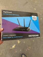 Brand New Netgear Nighthawk AC1900 Smart WiFi Router Model #R7000 1GHz Dual Core