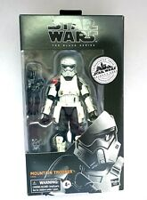"Star Wars The Black Series 6"" Mountain Trooper Galaxy's Edge Target Exclusive"
