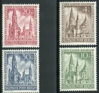 GERMANY BERLIN SCOTT#9NB8/11 MINT NEVER HINGED--SCOTT VALUE $18.00
