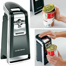 New listing Electric Commercial Can Opener Automatic Smooth Edge Under Cabinet Heavy Duty