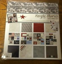 Simple Stories Hero Collection Simple Sets 12 x 12 Collection Kit 2057