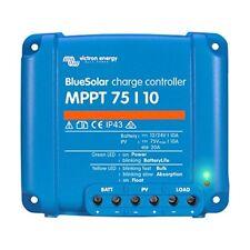 Contrôleur de Charge Solaire Victron Energy BlueSolar MPPT 75/10.