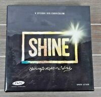 Shine - Sharing the Light of the World - Youth Ministry DVD Curriculum