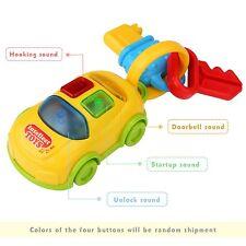 Peradix Baby Car Keys Set Rattle Toys