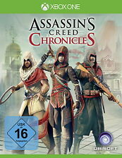 Assassin's Creed: Chronicles Trilogie (Microsoft Xbox One, 2016)