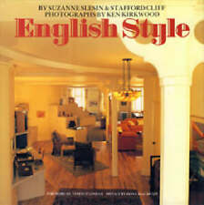 ENGLISH STYLE., Slesin, Suzanne & Stafford Cliff., Used; Very Good Book