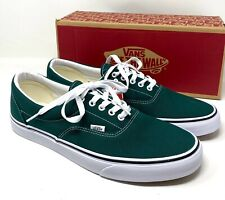 VANS  Era Bistro Canvas Green Men's Sneakers VN0A4U392NC