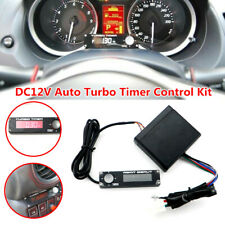DC12V Car Auto Turbo Timer Control Kit Red LED Digital Display Pen Separate Type