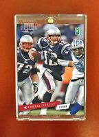 Tom Brady / Patriots RC / Rookie Replay 2000 / Generation Next