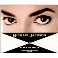 Michael Jackson Black or white (1991) [Maxi-CD]