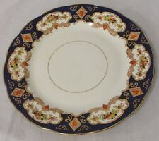 ROYAL ALBERT Heirloom (Crown China Stamp,SCALLOPED) Dinner Plate