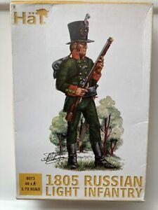 Hat 1/72 Russian Light Infantry