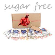 Sugar Free tradicional Surtidos Sweet obstaculizar Caja Regalo diabética 6 X 100 Bags