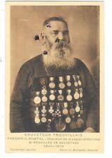 TROUVILLE (14) sauveteur trouvillais Frédéric Postel