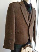 Harris Tweed New Taransay Crail Kilt Jacket & Vest Official Stockist Sale Offer